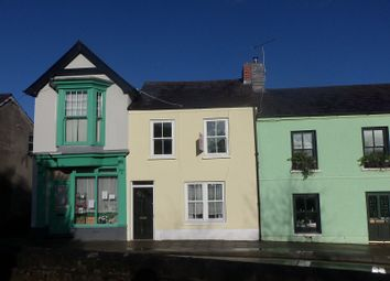 Thumbnail 3 bed terraced house for sale in St Peters Street, Carmarthen, Carmarthenshire