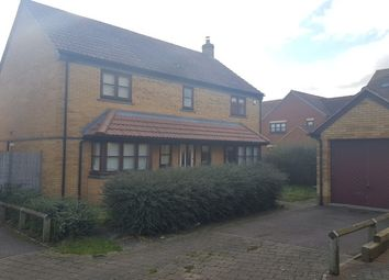 Thumbnail 5 bed detached house to rent in Gainsborough Close, Grange Farm, Milton Keynes