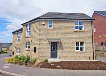 Thumbnail 3 bed semi-detached house for sale in Woodend Drive, Shipley