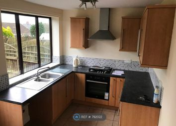 Thumbnail 2 bed semi-detached house to rent in Churchill Road, Cheadle, Stoke-On-Trent