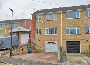 Thumbnail 4 bedroom semi-detached house for sale in Burns Drive, Dronfield