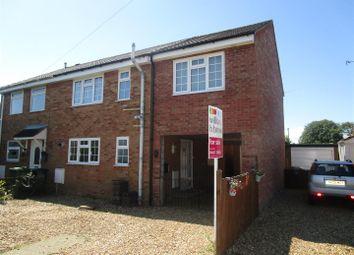 Thumbnail 4 bed semi-detached house for sale in Cameron Close, Heacham, King's Lynn