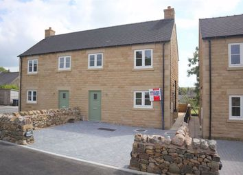 Thumbnail 3 bed semi-detached house for sale in Leek Road, Warslow, Buxton