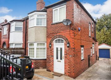 Thumbnail 4 bed semi-detached house for sale in Eden Crescent, Leeds