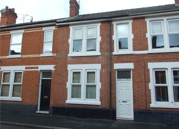 Thumbnail 2 bed terraced house for sale in Longford Street, Derby