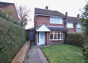 Thumbnail 2 bed terraced house for sale in Kingsley Walk, Winsford