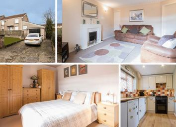 Thumbnail 3 bed semi-detached house for sale in Waun Wern Park, Crumlin Road, Pontypool