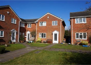Thumbnail 3 bed end terrace house for sale in Heather Close, Farnham