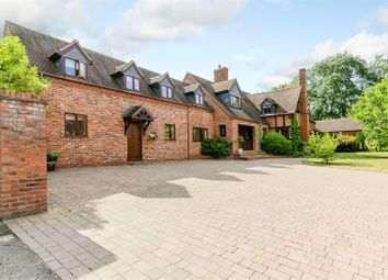 Thumbnail 6 bed detached house for sale in Hanbury Road, Hanbury, Bromsgrove, Worcestershire