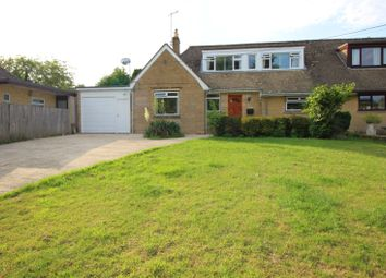 Thumbnail 4 bed semi-detached house for sale in Shipton Oliffe, Cheltenham