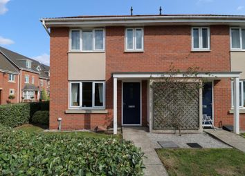 Thumbnail 2 bed semi-detached house for sale in Becketts Close, Grantham