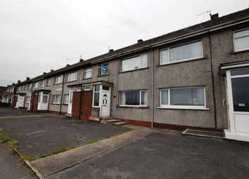 Thumbnail 3 bed terraced house for sale in Canterbury Terrace, Barrow In Furness, Cumbria