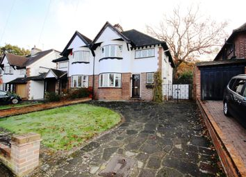 Thumbnail 3 bed semi-detached house for sale in Silverdale Road, Petts Wood, Orpington