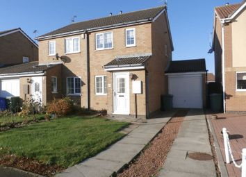 Thumbnail Semi-detached house to rent in Priory Park, Amble, Morpeth