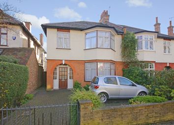 Thumbnail 3 bed semi-detached house for sale in Swains Lane, London