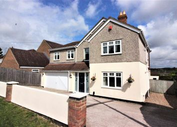 Thumbnail 5 bed detached house for sale in Whitworth Road, Swindon