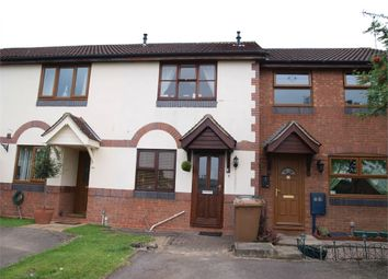 Thumbnail 2 bed town house for sale in Lathkill Dale, Church Gresley, Swadlincote, Derbyshire