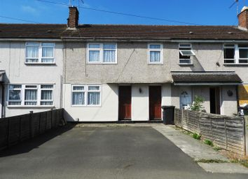Thumbnail 3 bed terraced house for sale in Marlowe Avenue, Walcot, Swindon