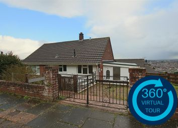 Thumbnail 2 bed detached bungalow for sale in Croft Chase, Exeter