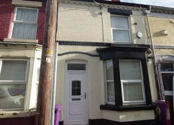 Thumbnail 2 bed property to rent in Hinton Street, Liverpool