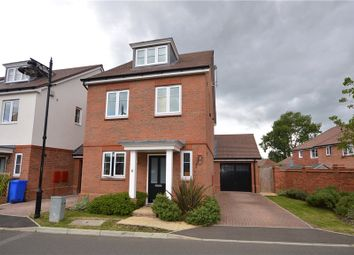 Thumbnail 4 bed link-detached house for sale in Clarks Farm Way, Blackwater, Camberley