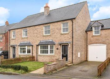 Thumbnail 4 bed semi-detached house for sale in Monckton Rise, South Newbald, York