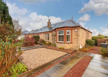 Thumbnail 4 bed semi-detached bungalow for sale in 6 Craigcrook Park, Edinburgh EH43Pl