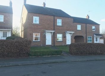 Thumbnail 2 bed property to rent in Gilling Way, Malton