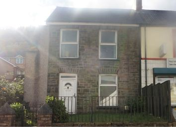 Thumbnail 2 bed semi-detached house for sale in John Street, Aberdare