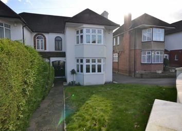 Thumbnail 4 bed semi-detached house to rent in Sherringham Avenue, Southgate, London