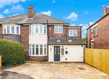 4 bed semi-detached house for sale in 38, Huntingdon Crescent, Sharrow S11