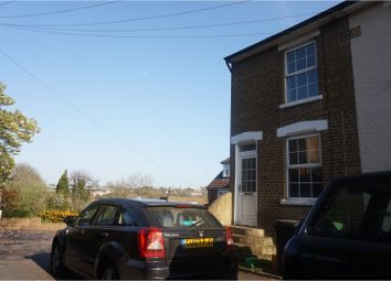 Thumbnail 3 bed end terrace house to rent in Prospect Place, Maidstone