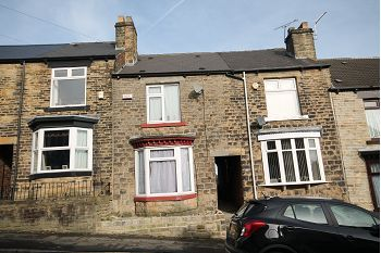 Thumbnail Terraced house to rent in Wynyard Road, Hillsborough, Sheffield