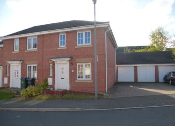 Thumbnail 3 bed end terrace house for sale in Monkgate Drive, West Bromwich