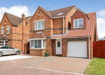 Thumbnail 4 bed detached house for sale in Lower Meadows, Barton-Upon-Humber