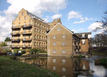 Thumbnail 2 bed flat for sale in Bourneside Road, Addlestone