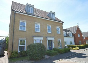 Thumbnail 4 bed semi-detached house for sale in Windsor Park Gardens, Sprowston, Norwich, Norfolk