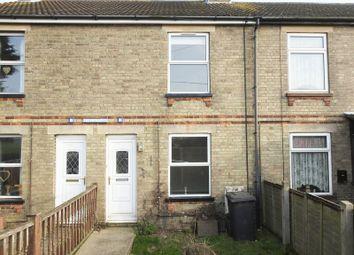 Thumbnail 3 bedroom terraced house to rent in London Road, Gisleham, Lowestoft