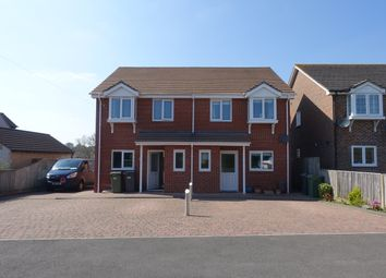 Thumbnail 3 bed semi-detached house for sale in London Road, Horndean, Waterlooville