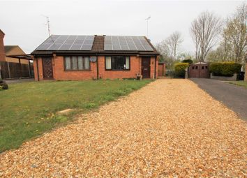 Thumbnail 2 bed semi-detached bungalow for sale in Squires Gate, Peterborough