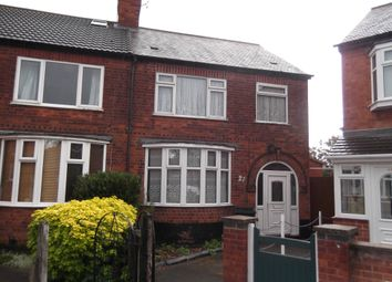 Thumbnail 3 bed semi-detached house to rent in Exmoor Avenue, Leicester