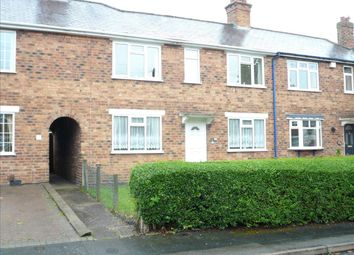 Thumbnail 4 bed terraced house for sale in South Avenue, Wednesfield, Wednesfield