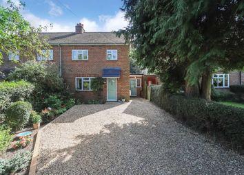 Highfield Road, Wigginton HP23. 3 bed semi-detached house