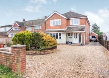 Thumbnail 4 bed detached house for sale in Mill Lane, Grainthorpe