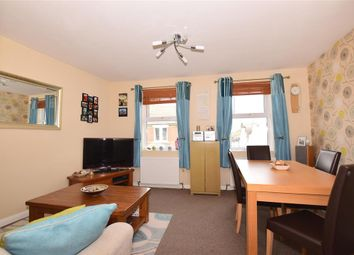 Thumbnail 2 bed maisonette for sale in Cecil Road, Rochester, Kent