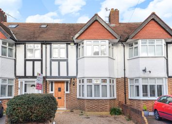 Thumbnail 3 bed terraced house for sale in Wentworth Close, Morden