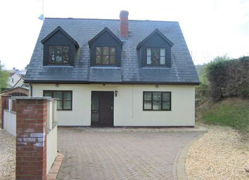 Thumbnail 4 bed detached house to rent in Mulberry House, Llandevaud, Newport