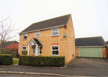 Thumbnail 4 bed detached house for sale in Cavalry Court, Metheringham
