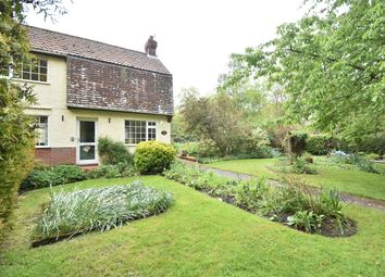 Thumbnail 3 bed semi-detached house for sale in Poslingford, Sudbury