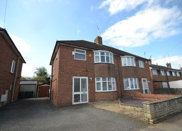 Thumbnail 3 bed semi-detached house for sale in Longland Road, The Headlands, Northampton